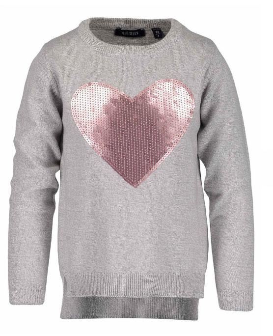 pulover copii in culori metalice