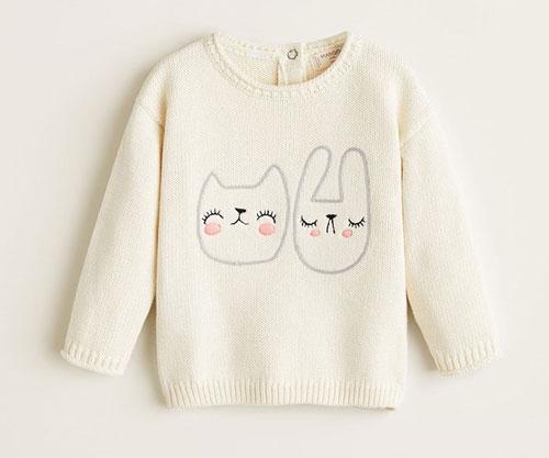 pulover copii catty
