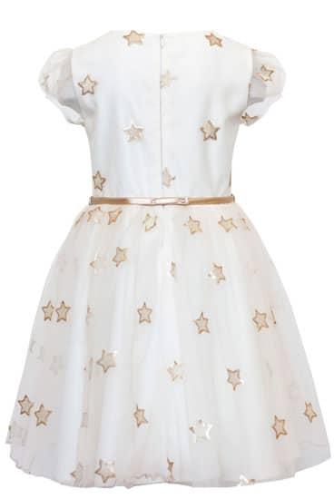 rochie fete cu stelute