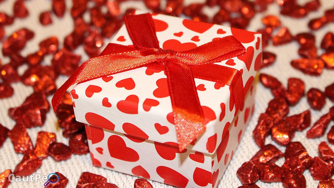 Cadoul ideal de Valentine's day – ghid pentru incepatori – 7 idei inedite cu care mergi la sigur