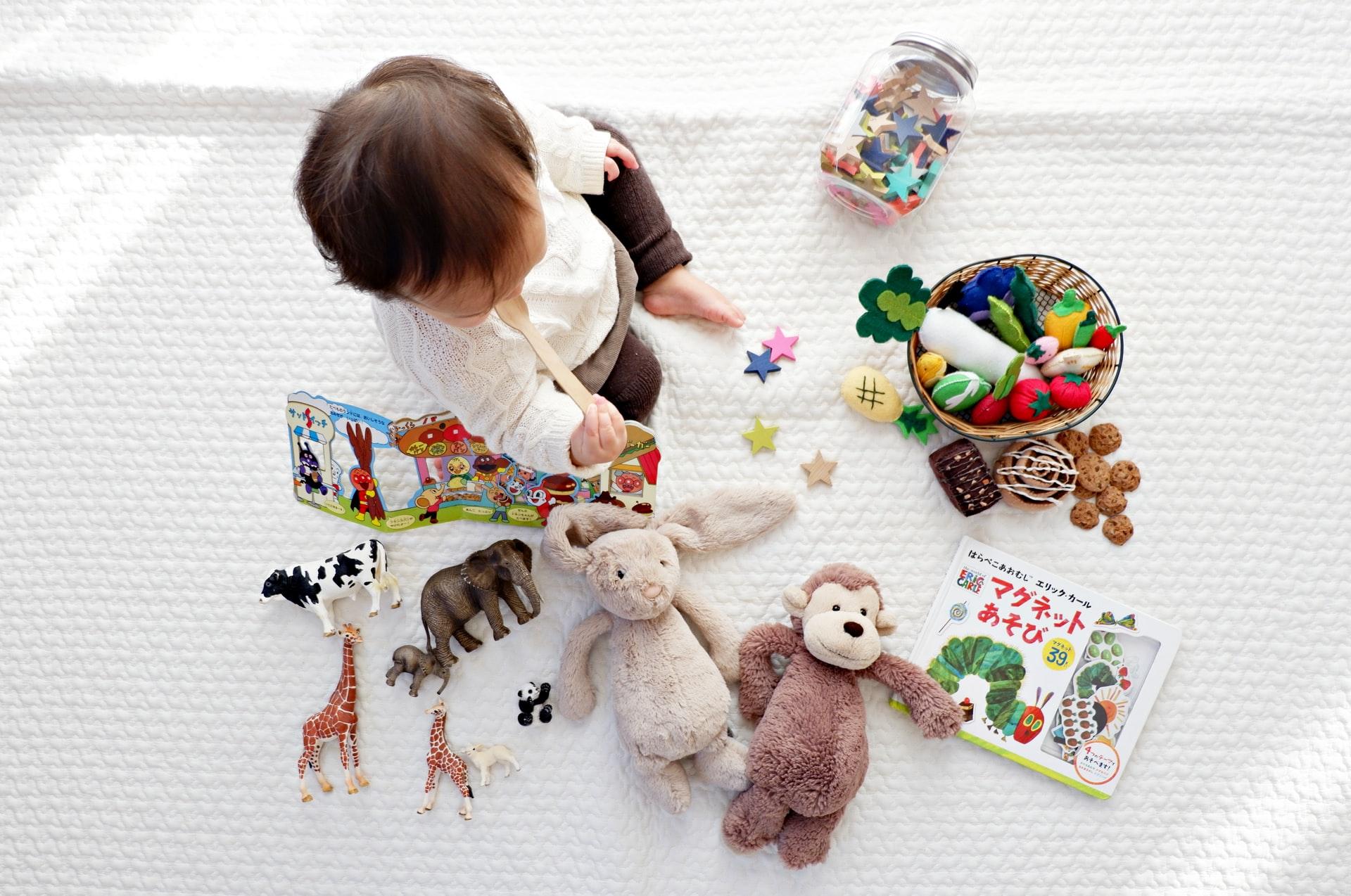 Idei de jucarii distractive si utile pentru copiii de 3-5 ani