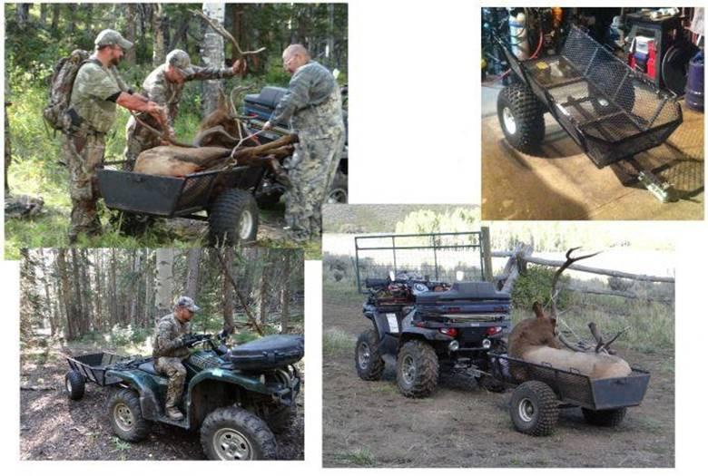 Cum functioneaza ATV-urile de vanatoare